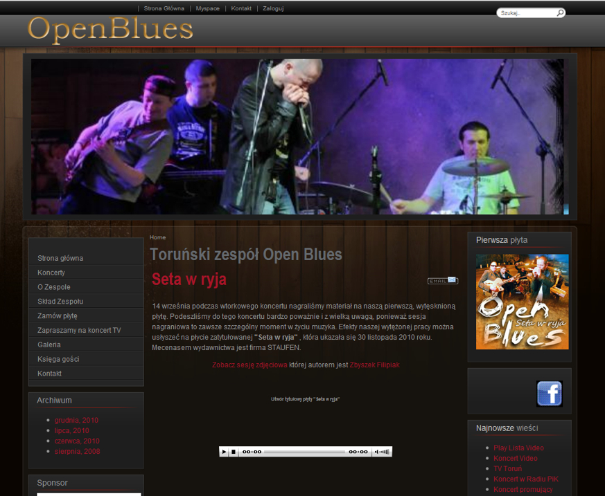 Open Blues