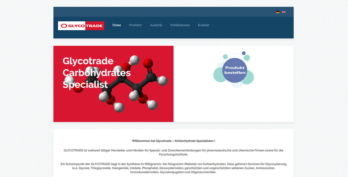 Glycotrade